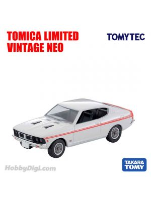 TOMYTEC Tomica Limited Vintage NEO 合金車 - LV-N204c Colt Galant GTO MR (White)