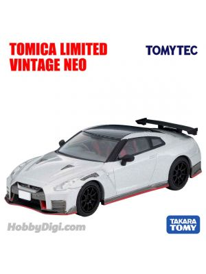 TOMYTEC Tomica Limited Vintage NEO 合金車 - LV-N217c NISSAN GT-R NISMO 2020 (Silver)