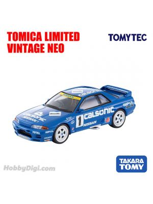 TOMYTEC Tomica Limited Vintage NEO 合金車 - LV-N234a Calsonic Skyline GT-R (1991 specification)