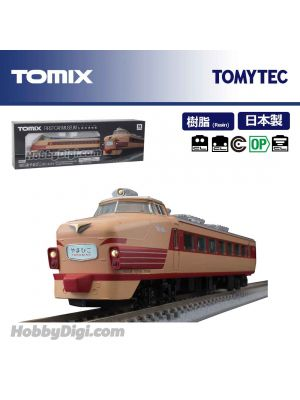 TOMYTEC TOMIX Train Model - FIRST CAR MUSEUM FM-011 485 (Yamabiko Bonnet Line)