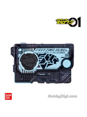 Bandai DX Freezing Bear Progrise Key