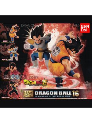 Bandai Dragon Ball Battle Figure Series 扭蛋 - 龍珠超 VS 龍珠 Vol.16