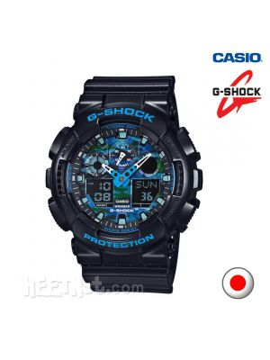 Casio G-Shock GA-100CB-1A 手錶
