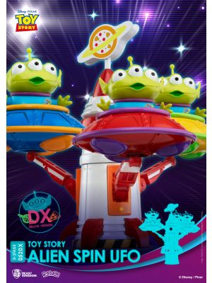 Beast Kingdom Disney D-Stage 052DX - Alien spin UFO