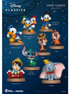 Beast Kingdom Disney Mini Egg Attack MEA-019 - Disney Classic Series (Box of 8)