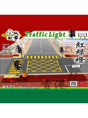 City Story Bricks RT23: Traffic Light