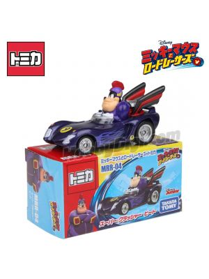 Tomica Mickey Mouse & Road Racers Diecast MRR-04 - Torc Pete