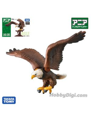 Takara Tomy Ania Figure - AS - 05 Eagle