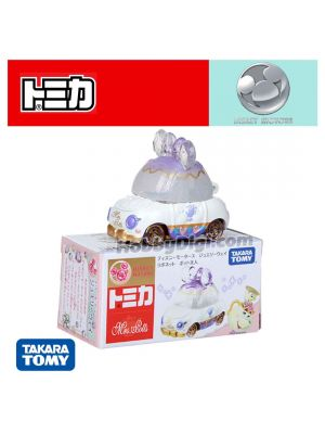 Tomica Disney Motors系列合金車 - Jewelry Ribonet Mrs.Potts