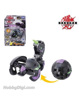 Takara Tomy Bakugan Battle Planet Baku029 Ball - Skorporos BLK.