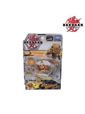 Takara Tomy Bakugan Battle Planet Baku034 - Trhyno Gold (Basic)