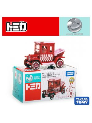 Tomica Disney Motors系列合金車 - Highhat Classic Minnie Mouse 2020 Japanese style