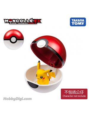 Takara Tomy Pokemon Moncolle EX - 83 Poke Ball (Asia Version)