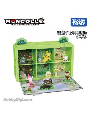 Takara Tomy Pokemon Moncolle - Expanding Movie Set