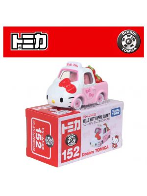 Dream Tomica系列合金車 No152 - Hello Kitty Apple Carve