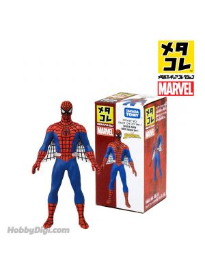 Metacolle Marvel Metal Figure - Spider-Man (Web Wing)