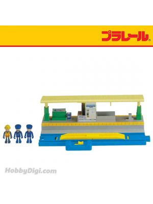Plarail Rail - J-28 Plakids Station Set w/Figures