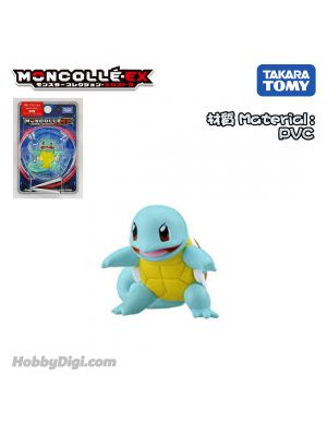 Takara Tomy Pokemon Moncolle EX - 17 車厘龜Squirtle (Asia Ver.)