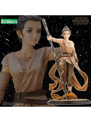 Kotobukiya Artfx+ 1/7 PVC Figure - Star Wars Rey (Descendant of Light)