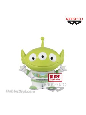 Banpresto Fluffy Puffy Mine Pixar Characters Figure Costume Alien Vol.2 - Buzz Costume Alien