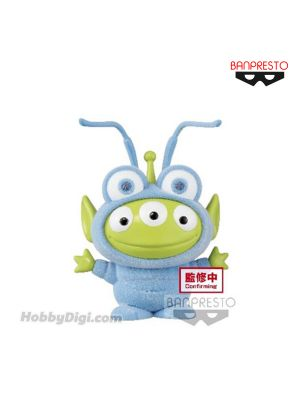 Banpresto Fluffy Puffy Mine Pixar Characters Figure Costume Alien Vol.2 - Flik Costume Alien