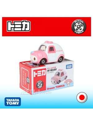 Dream Tomica Diecast Model Car - My Melody