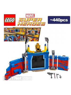 LEGO Loose Decoration Marvel: Arena