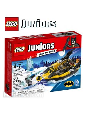 LEGO Juniors 10737: Batman vs. Mr. Freeze