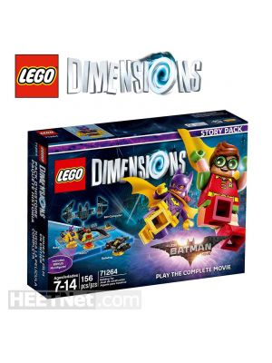 LEGO Dimensions 71264: The LEGO Batman Movie: Play the Complete Movie