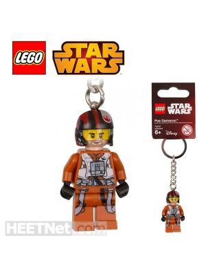 LEGO Key chain 853605 Star Wars: Poe Dameron