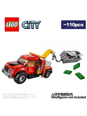 LEGO 散裝淨機 City: Tow Truck with a Safe