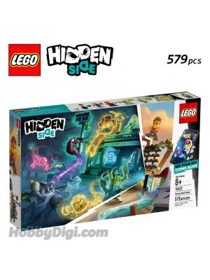 LEGO Hidden Side 70422: Shrimp Shack Attack
