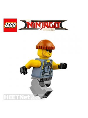 LEGO Loose Minifigure Ninjago Movie: Shark Army Thug