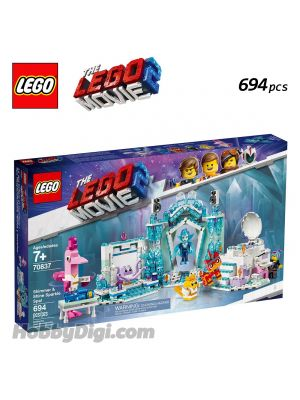 LEGO the LEGO Movie 2 70837: Shimmer & Shine Sparkle Spa!