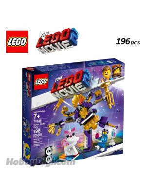 LEGO the LEGO Movie 2 70848: Systar Party Crew