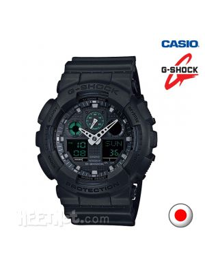 Casio G-Shock GA-100MB-1A 手錶