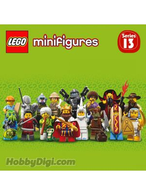 LEGO Minifigures 71008 Series 13: Set of 16