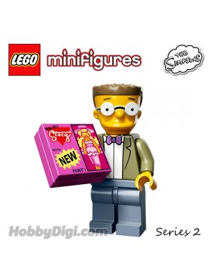 LEGO Minifigures 71009 Simpsons Series 2 - Smithers