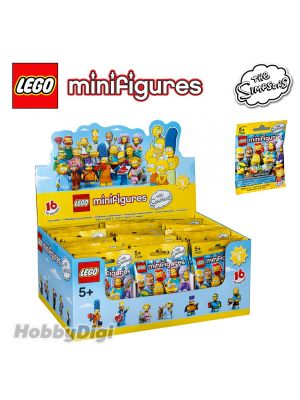 LEGO Minifigures 71009: The Simpsons Series 2 全盒(3套加隨機12隻)