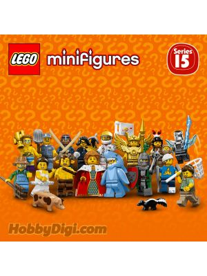 LEGO Minifigures 71011 Series 15: Set of 16