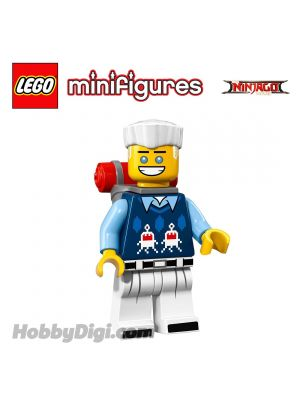 LEGO Minifigures 71019 the LEGO Ninjago Movie - Zane