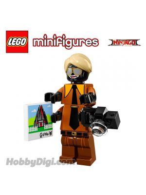 LEGO Minifigures 71019 the LEGO Ninjago Movie - Flashback Garmadon