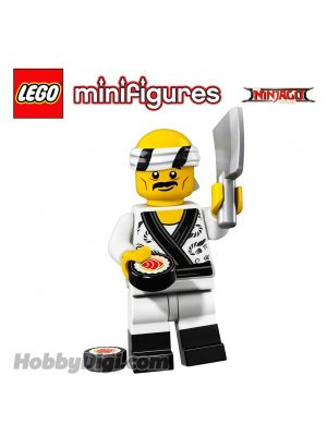 LEGO Minifigures 71019 the LEGO Ninjago Movie - Sushi Chef