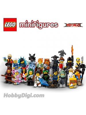 LEGO Minifigures 71019 the LEGO Ninjago Movie Set of 20pcs