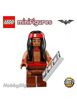 LEGO Minifigure 71020 the LEGO Batman Movie Series 2 - Apache Chief