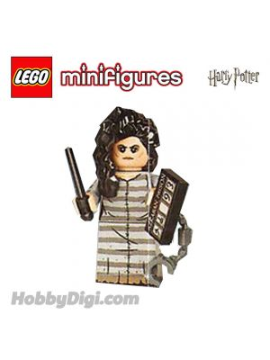 LEGO Minifigures 71028 Series 2 Harry Potter : Bellatrix Lestrange in prison outfit