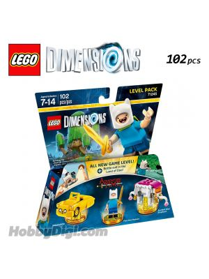 LEGO Dimensions 71245: Adventure Time Level Pack