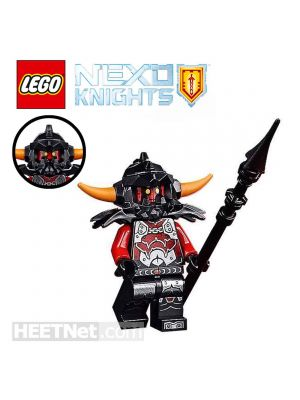 LEGO 散裝人仔 Nexo Knights: Ash Attacker with Spear