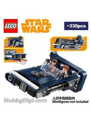 LEGO Loose Machine Star Wars: Han Solo s Landspeeder