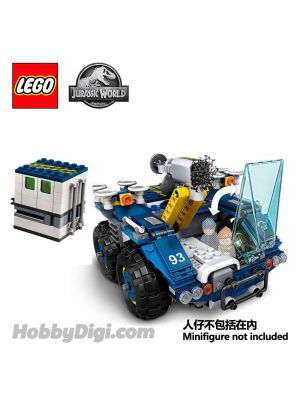 LEGO Loose Machine Jurassic World : Research Vehicle